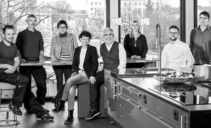Küchenwerkstatt Kemptner Team